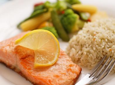 Fresh Salmon & Cavena Nuda