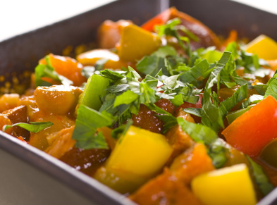 Stew that will Warm the Heart