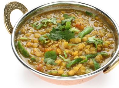 Zarina's Curried Lentil Soup (Dahl)