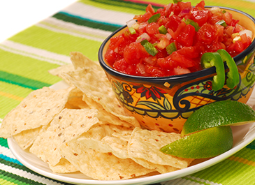 Dave's Simple Salsa's – 3 types