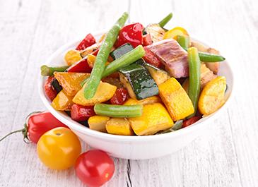 Sunflower Kitchen Creamy Roasted Vegetables