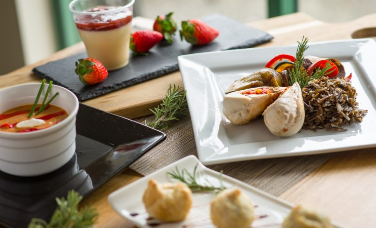 Skip The Kitchen This Valentine S Day With Chef Lekker Choices Markets