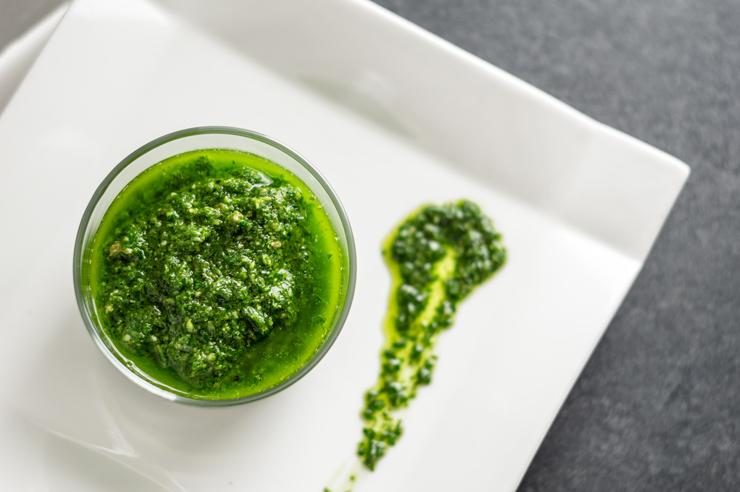 Dill-iscious Pesto